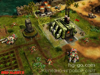 Command & Conquer: Red Alert 3 (preview)