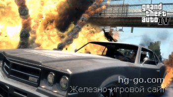 Превью к игре GTA 4 (Grand Theft Auto IV)