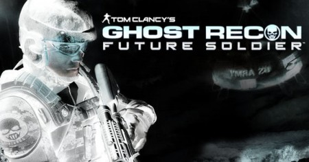 Ghost Recon: Future Soldier машет рукой PC