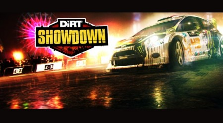 Анонс DiRT Showdown