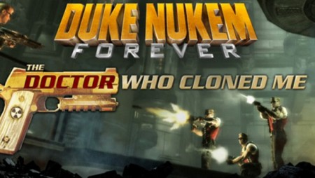 DLC The Doctor Who Cloned Me для Duke Nukem Forever