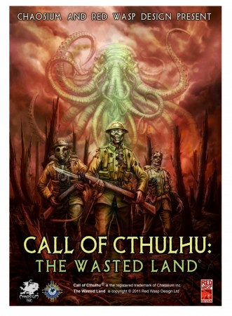 Скорое появление «Call of Cthulhu: The Wasted Land»