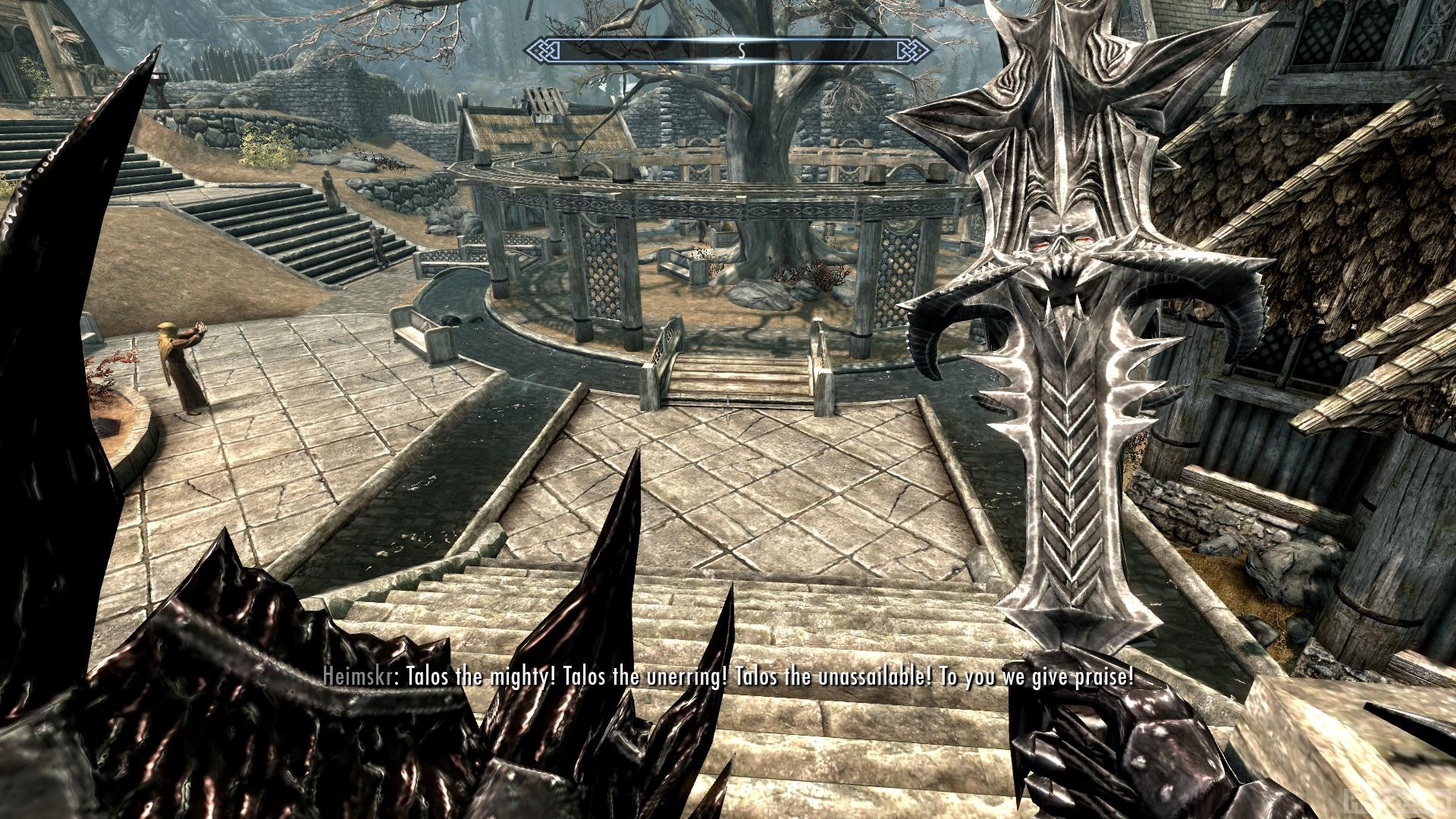 Скачать high resolution texture pack skyrim