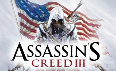 Реклама Assassin's Creed 3 в Великобритании