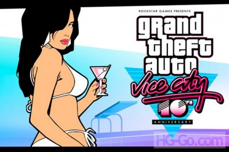 Grand Theft Auto: Vice City 10 Anniversary Edition скоро появится в продаже