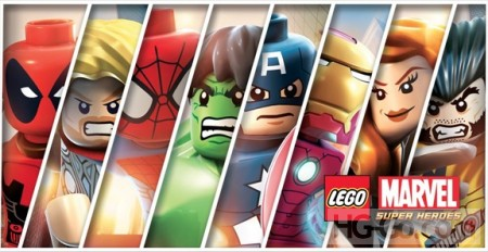 LEGO: Marvel Super Heroes уже осенью 2013.