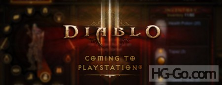 Diablo III на PlayStation 3