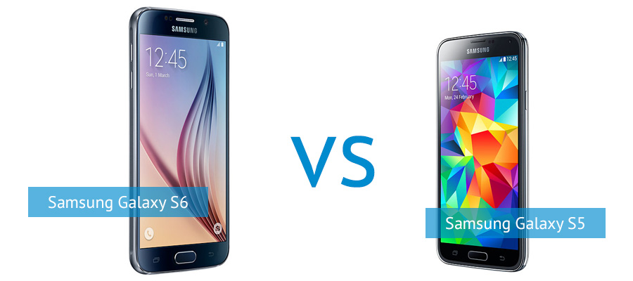 Samsung Galaxy S6 vs S5 - ����� �� ������������?